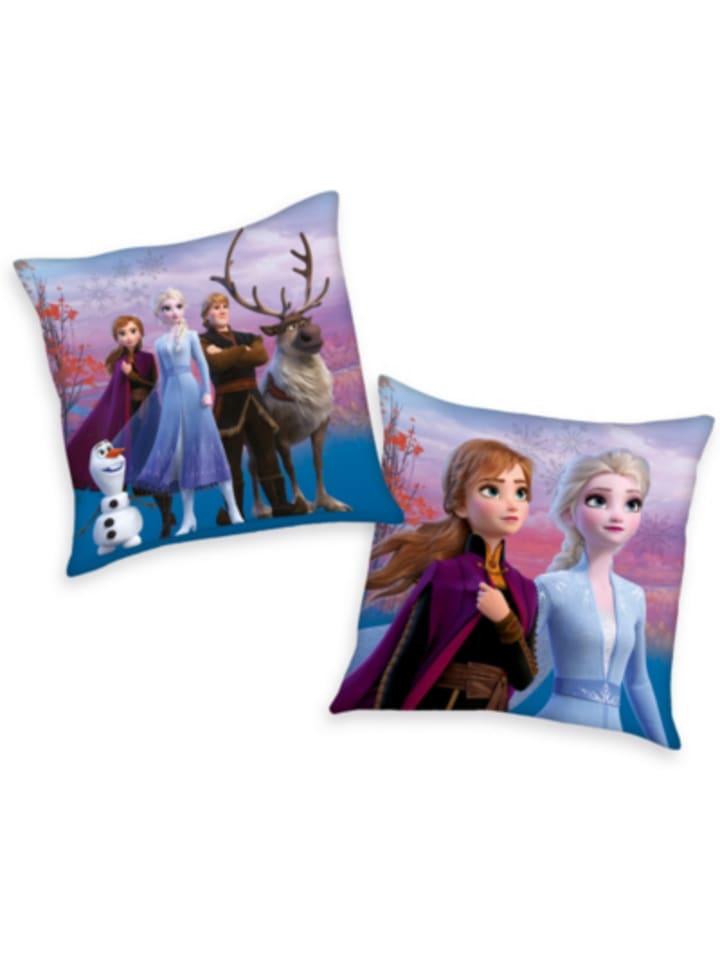 Herding Disney's Die Eiskönigin 2 Dekokissen