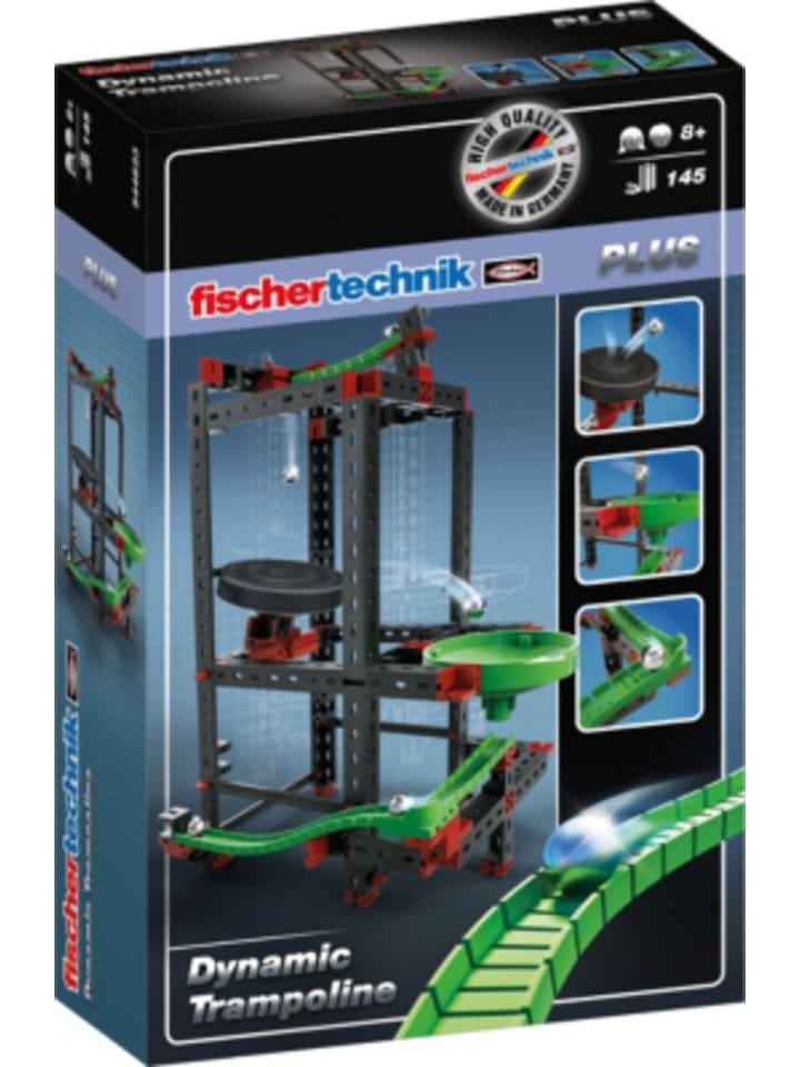 Fischertechnik PLUS Dynamic Trampoline - Ergänzung Kugelbahn