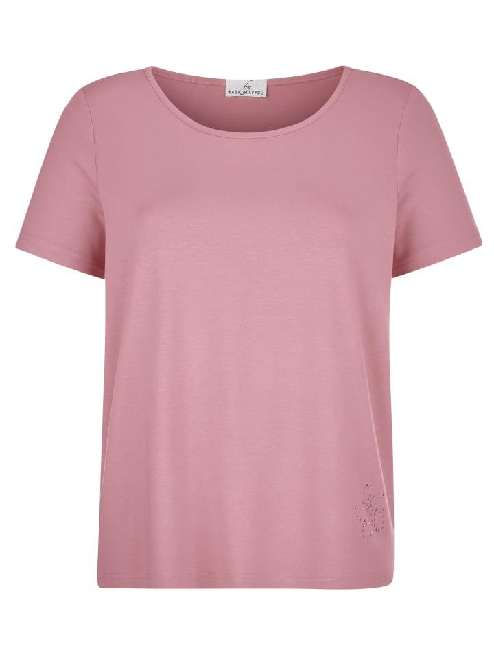 Shirt in Altrosa