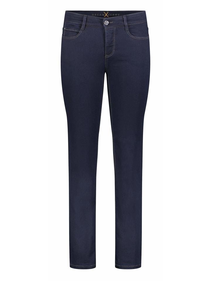MAC HOSEN Jeans in blau