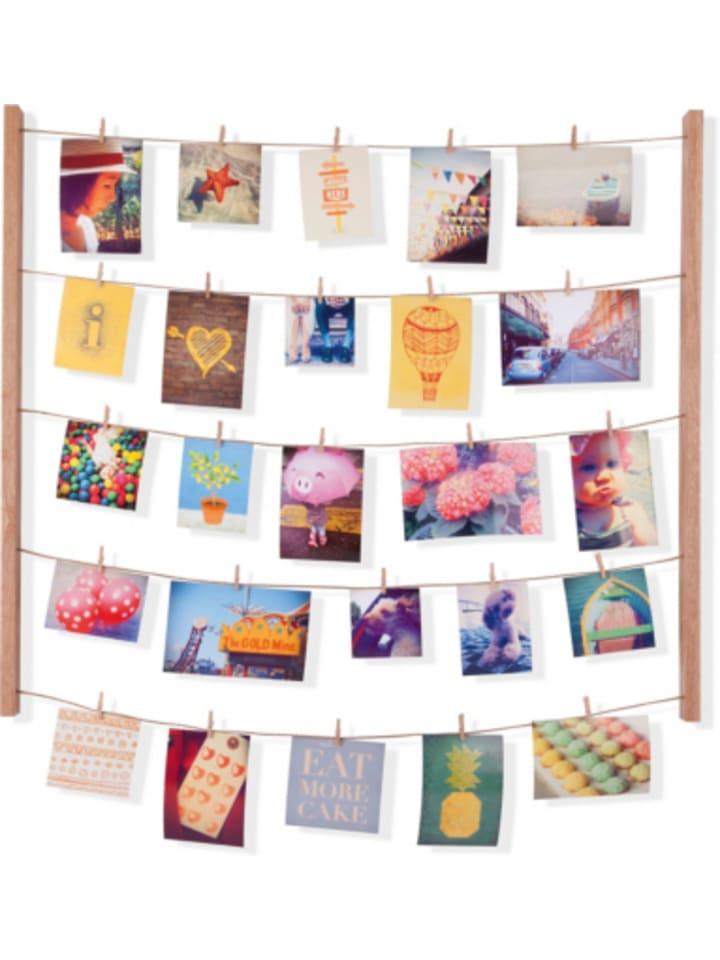 "Umbra Galerie für Fotos, Postkarten & Co. ""Hang It"""