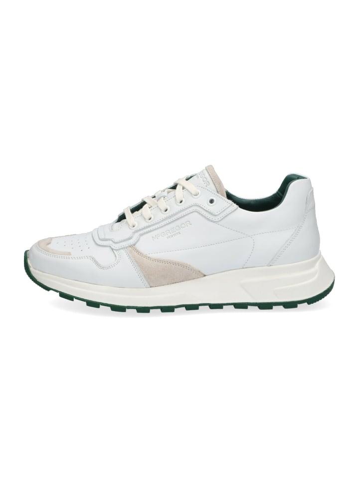 McGregor Shoes Sneaker Mcg in weiß