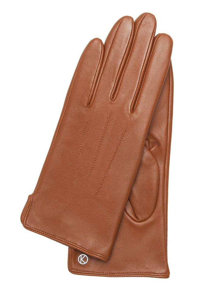 Kessler Handschuh CARLA in tobacco