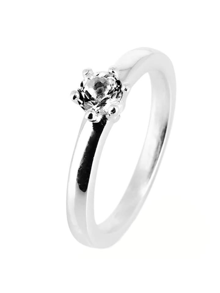 """Heartbreaker Ring """"Stacking Ringe LDMR17"""" in silber"""