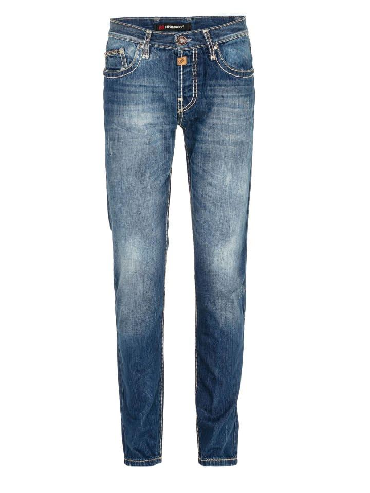 Cipo & Baxx Jeans in Standard