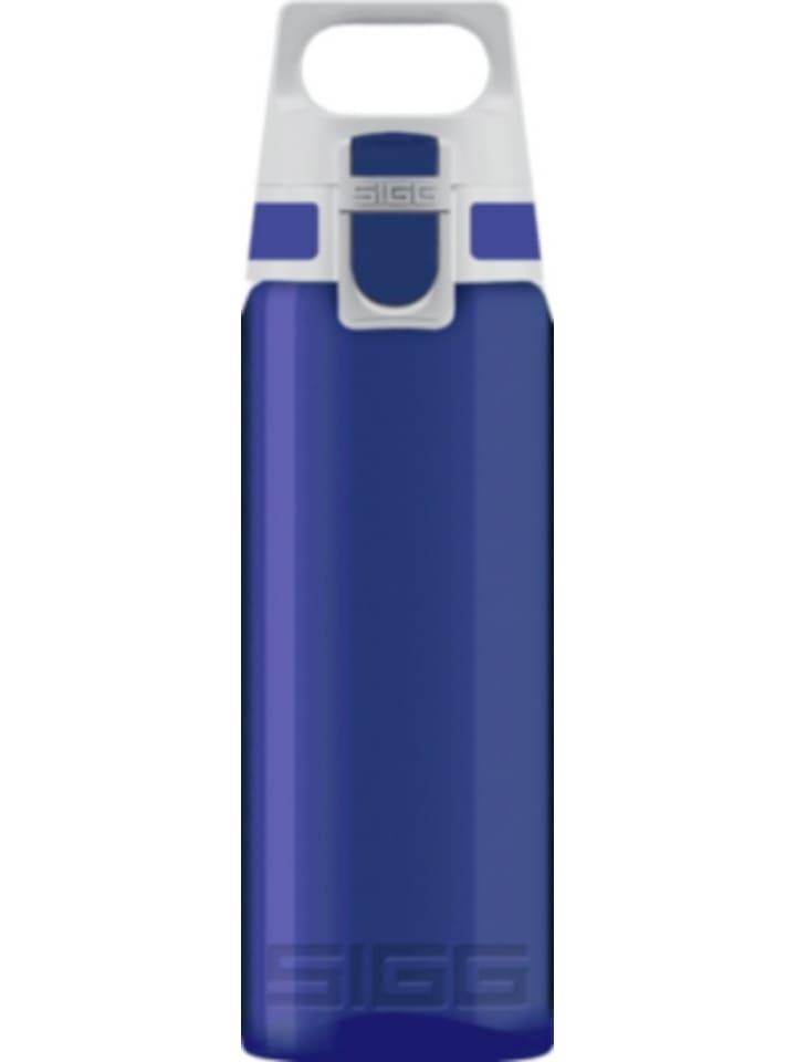 SIGG Tritan-Trinkflasche TOTAL COLOR Blue, 600 ml