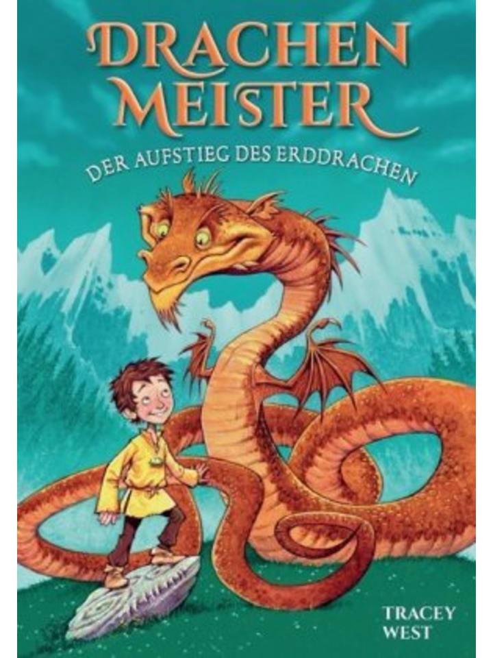 Adrian Verlag Drachenmeister - Der Aufstieg des Erddrachen