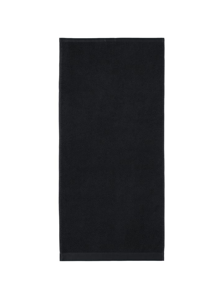 Rhomtuft Handtücher Baronesse in schwarz - 15