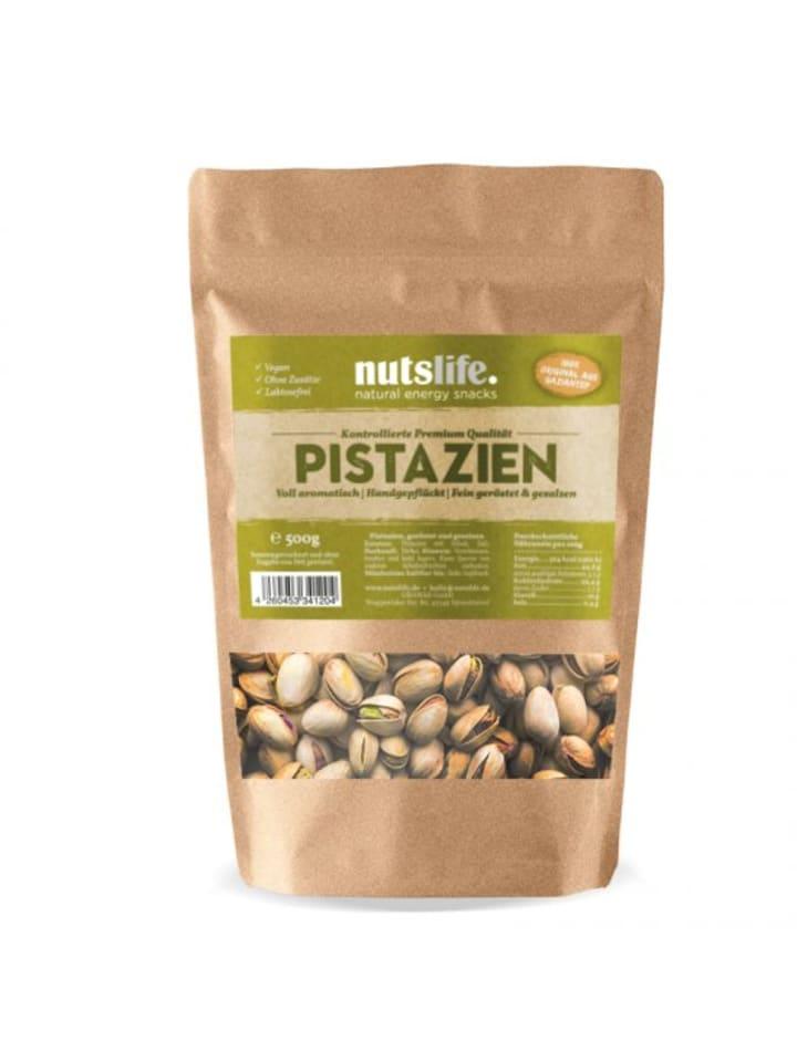 Granar 500g Pistazien, geröstet & gesalzen aus Gaziantep