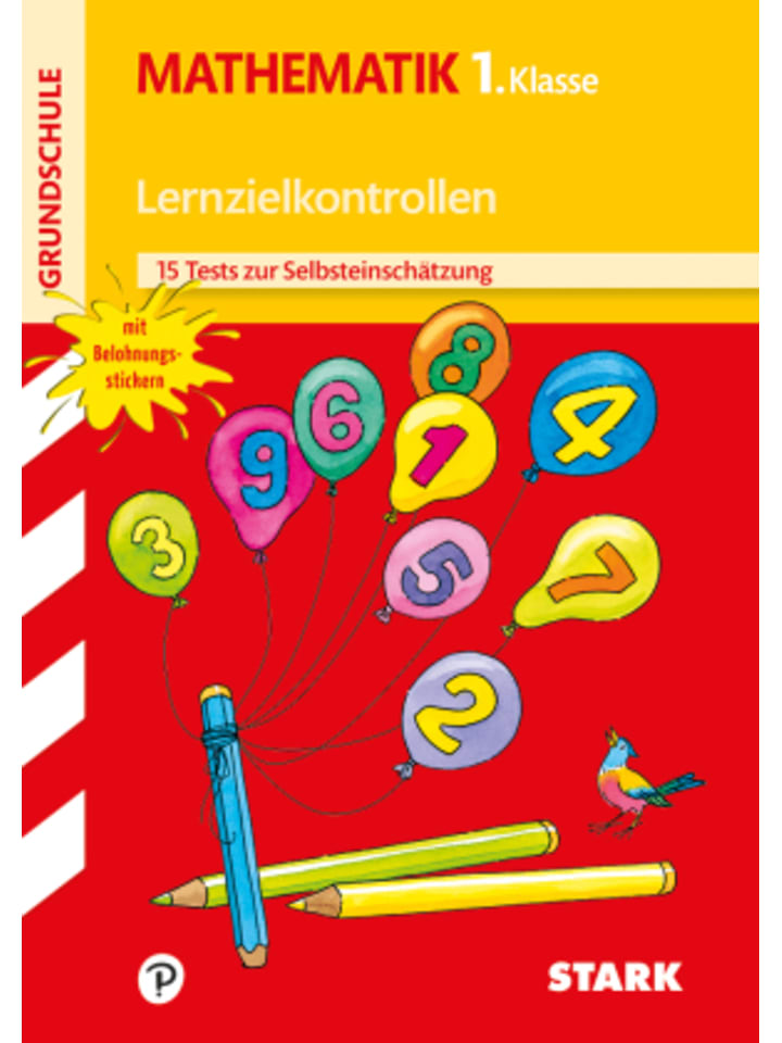 Stark Lernzielkontrollen Grundschule, Mathematik 1. Klasse