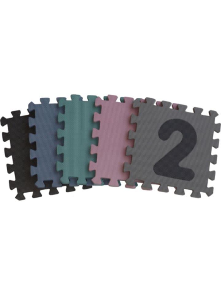 Baby Dan Dusty Grey Playmat, 90 x 90 x 1,4 cm