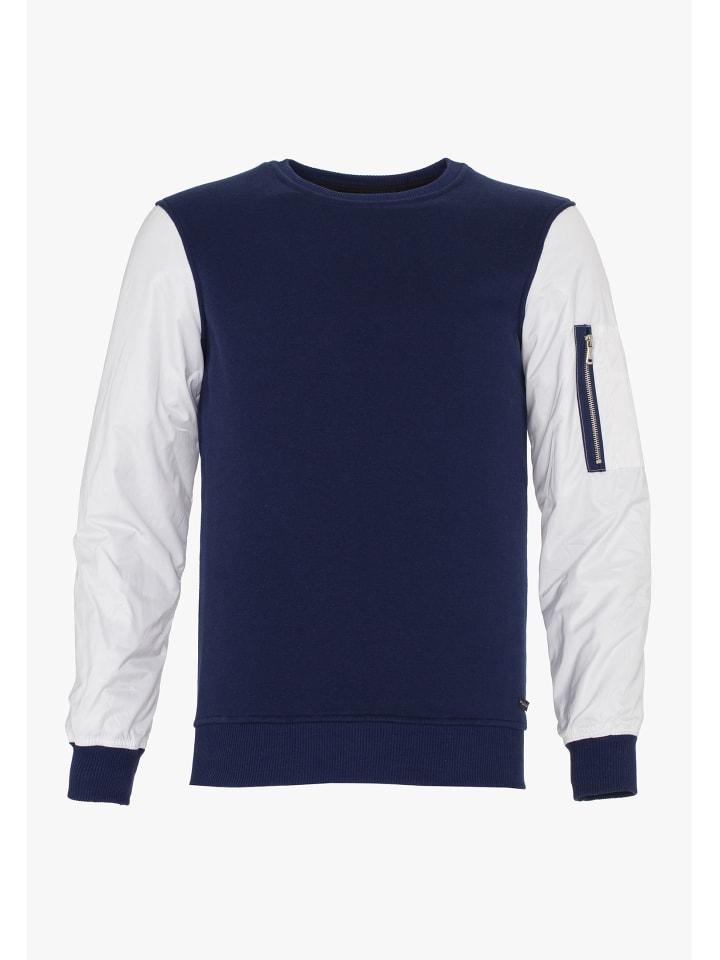 PLUS EIGHTEEN Sweater in Marine