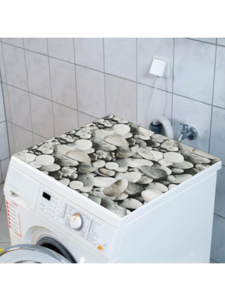 """Friedola Waschmaschinenauflage """"Steine"""", 60 x 60 cm"""