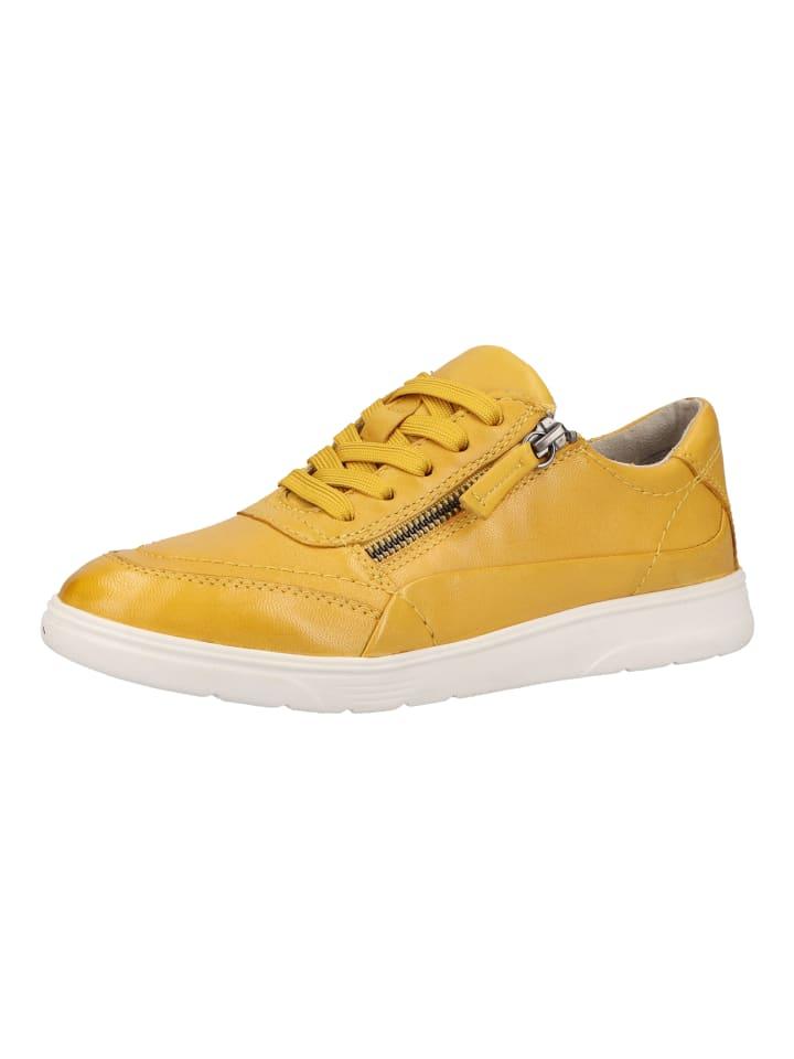 Bama Sneaker in Gold