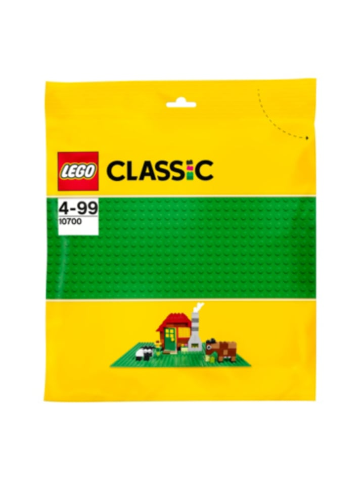 LEGO ® Classic 10700 Grüne Grundplatte