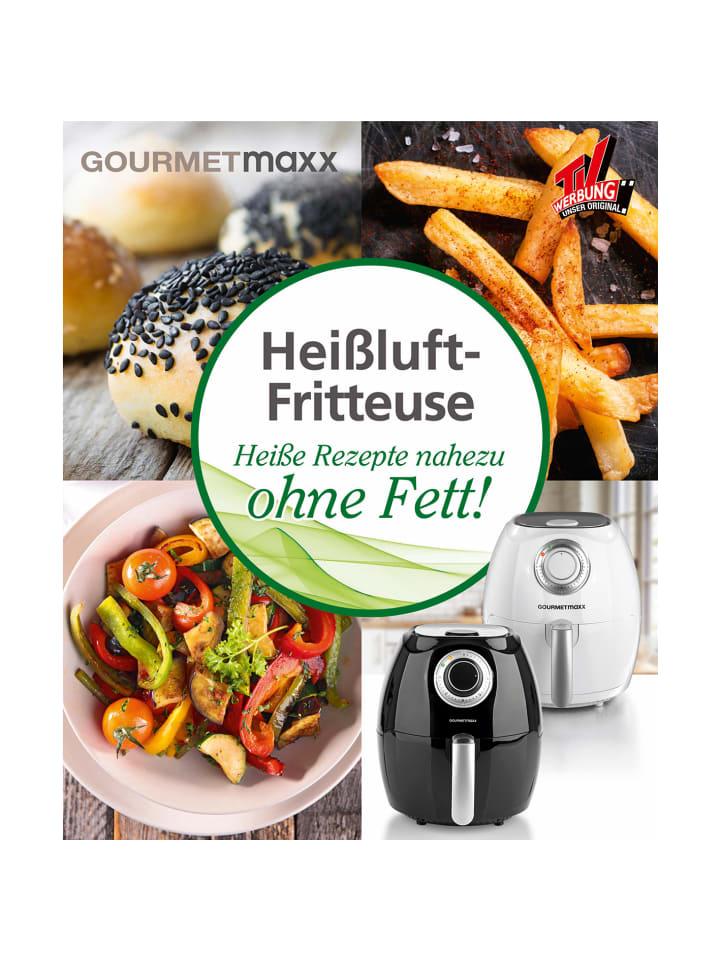 """Gourmetmaxx Kochbuch """"Heißluft-Fritteuse"""""""