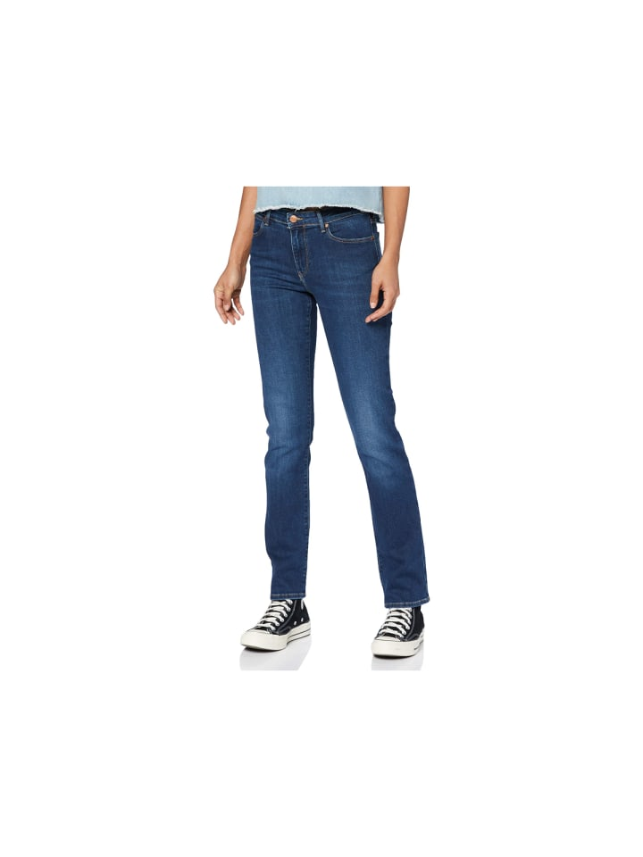 Wrangler Jeans in uni