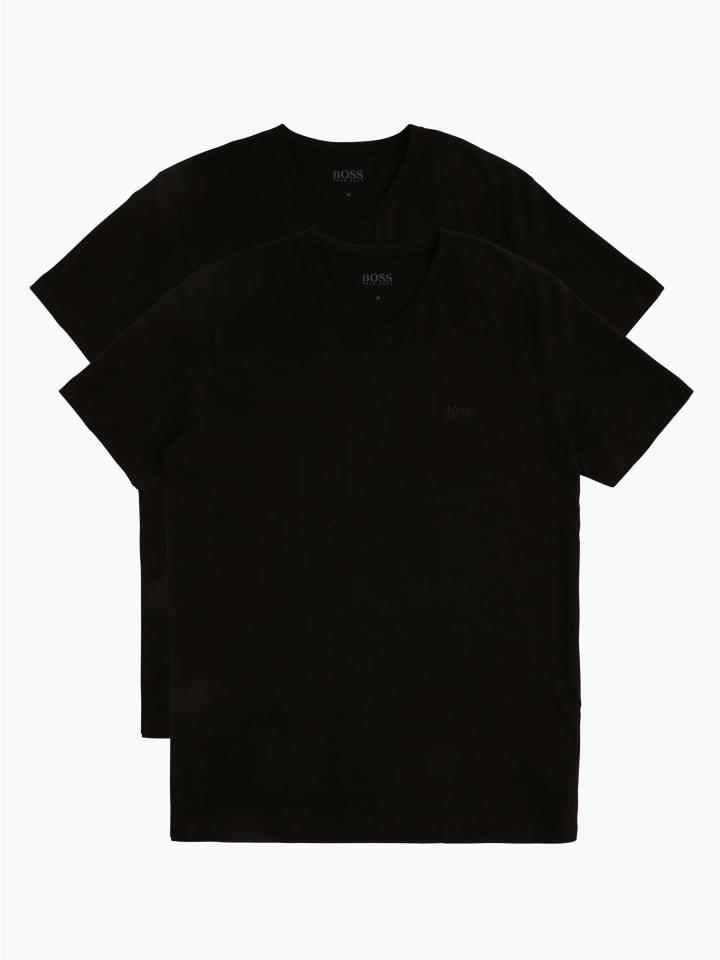 BOSS T-Shirt in schwarz