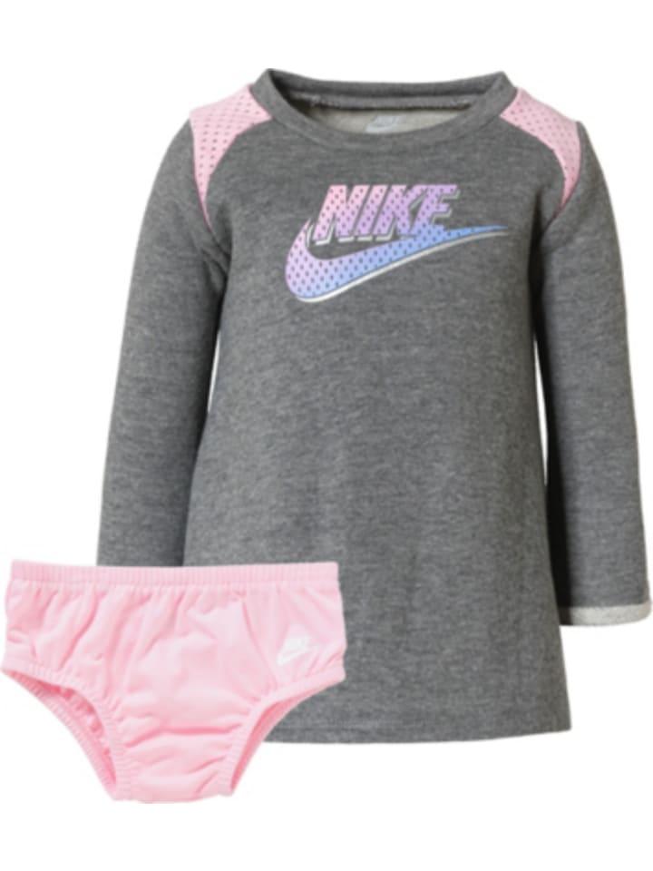 Nike Baby Kleid Nkg French Terry Futura Gunstig Kaufen Limango