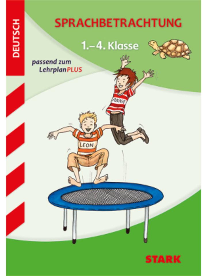 Stark Sammelband Grundschule - Deutsch Sprachbetrachtung 1.-4. Klasse