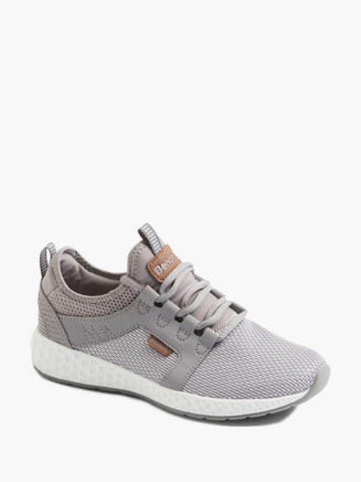 Bench Sneaker grau