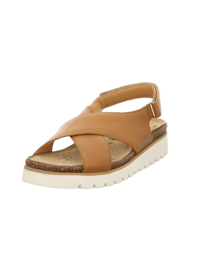 Mephisto Sandalen/Sandaletten in braun