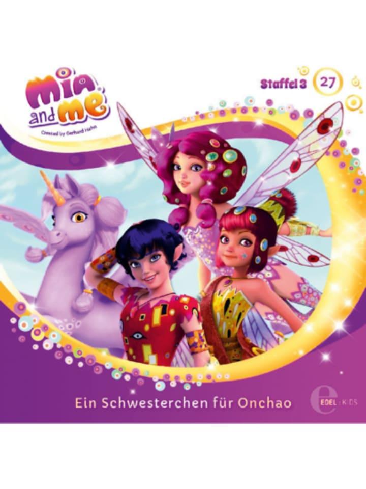 Mia and Me CD Mia and me 27 - Ein Schwesterchen für Onchao