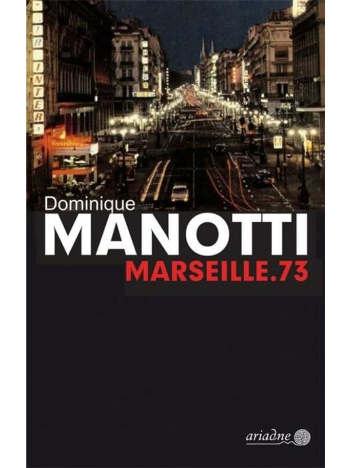 Argument Verlag Marseille.73