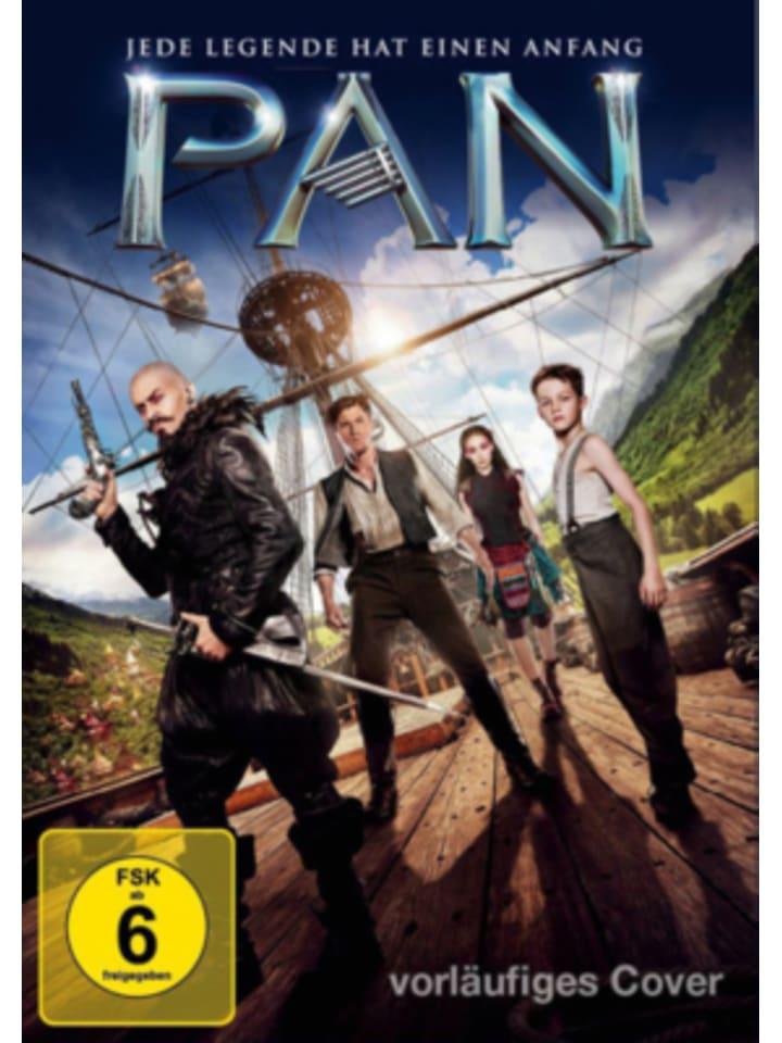 Warner Home Video DVD Pan