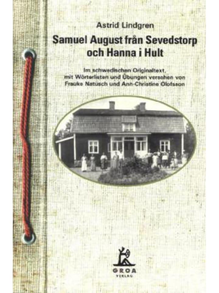 GROA Samuel August fran Sevedstorp och Hanna i Hult