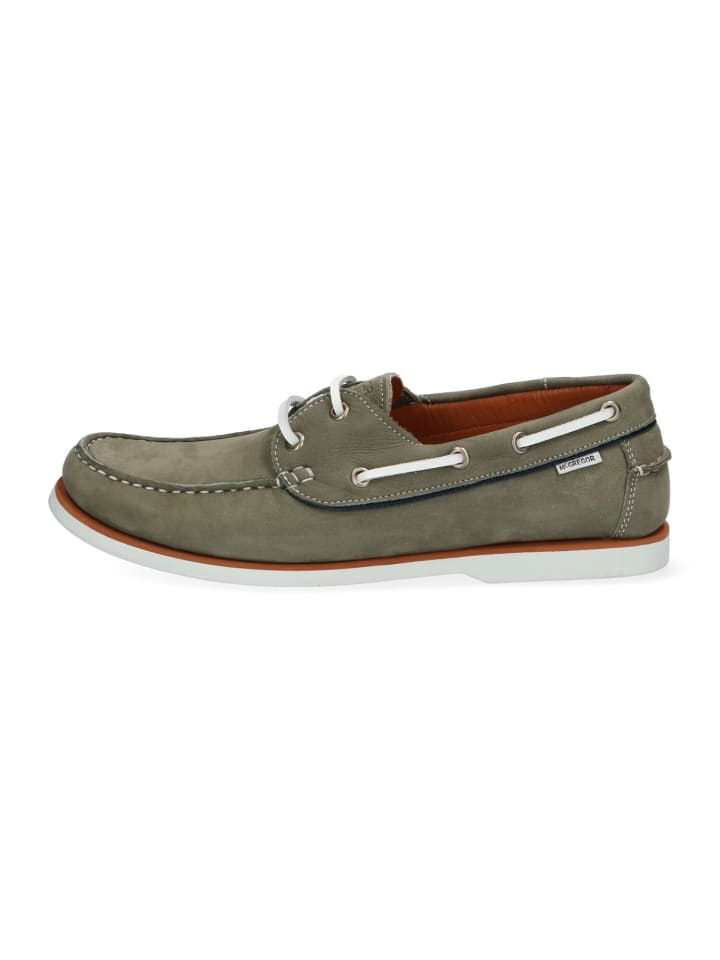 McGregor Shoes Loafers Mcg in grün