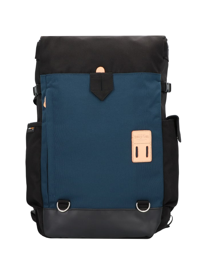 Harvest Label Washiba Rucksack 48 cm in navy
