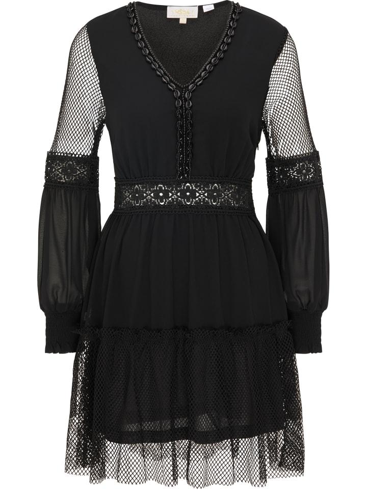 Usha FESTIVAL Kleid in Schwarz