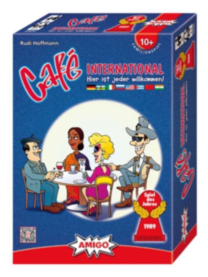 Amigo SPIEL DES JAHRES 1989 - Café International