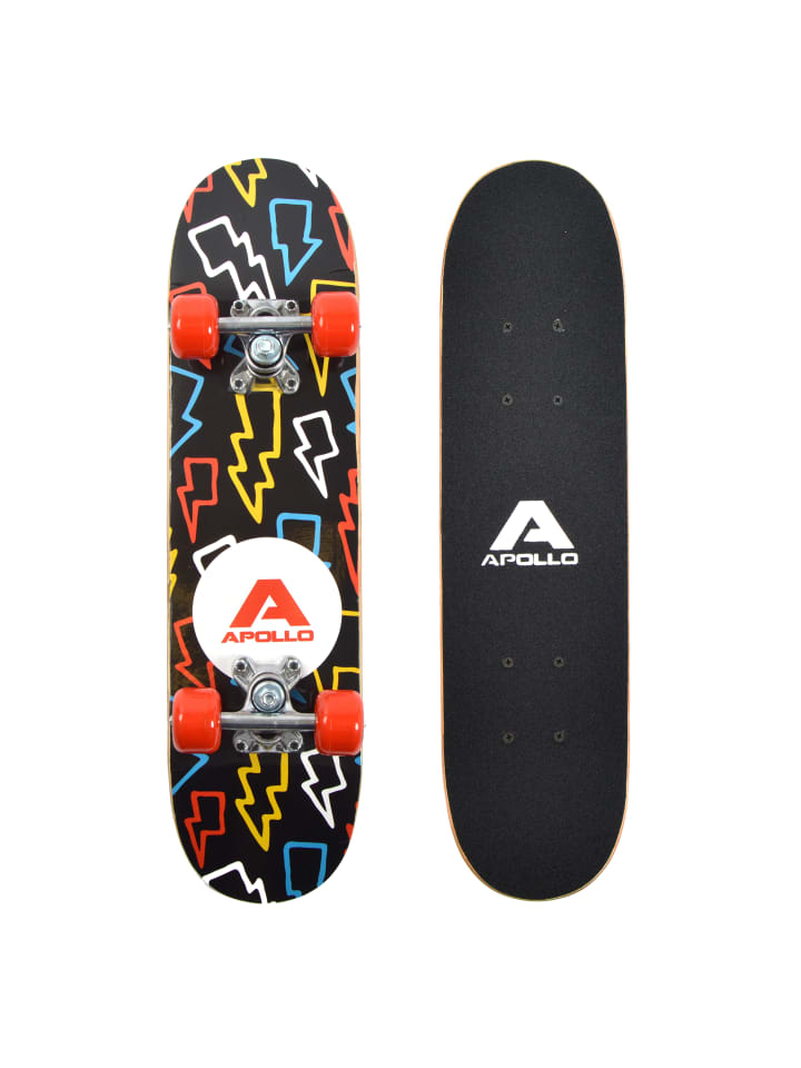 "Apollo Kinderskateboard "" Flash "" in mehrfarbig"