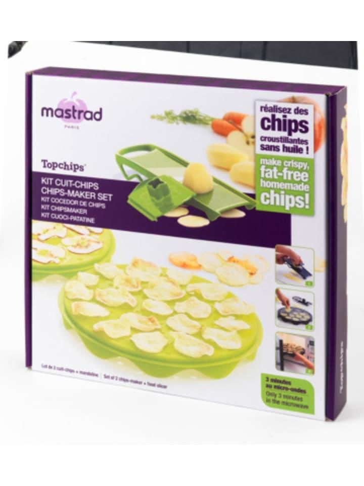 "Mastrad 2er-Set Chips Maker ""MANDOLIN"""