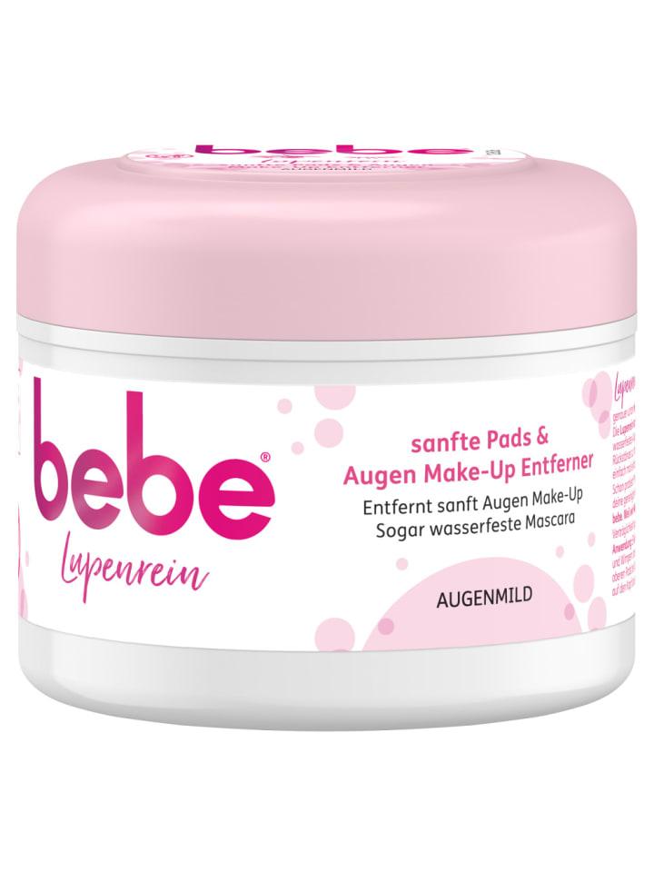 """Bebe Pads & Augen Make-up Entferner """"Lupenrein"""" – 30 Stück"""