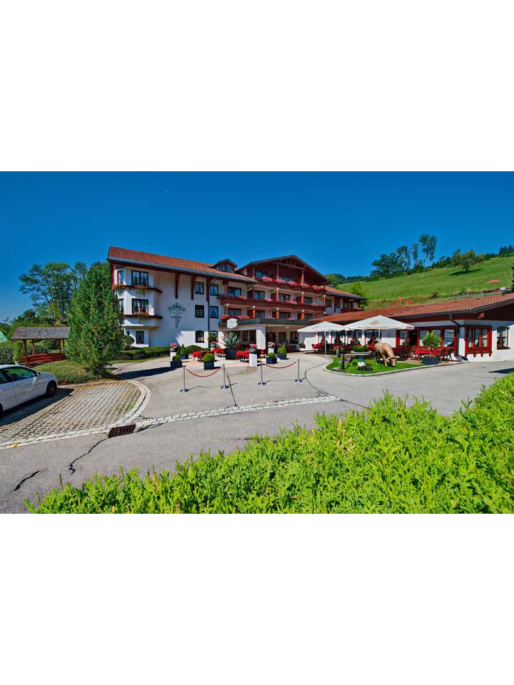 Hotelgutschein: Wellness 3 Tage zu zweit im Königshof Hotel-Resort Oberstaufen