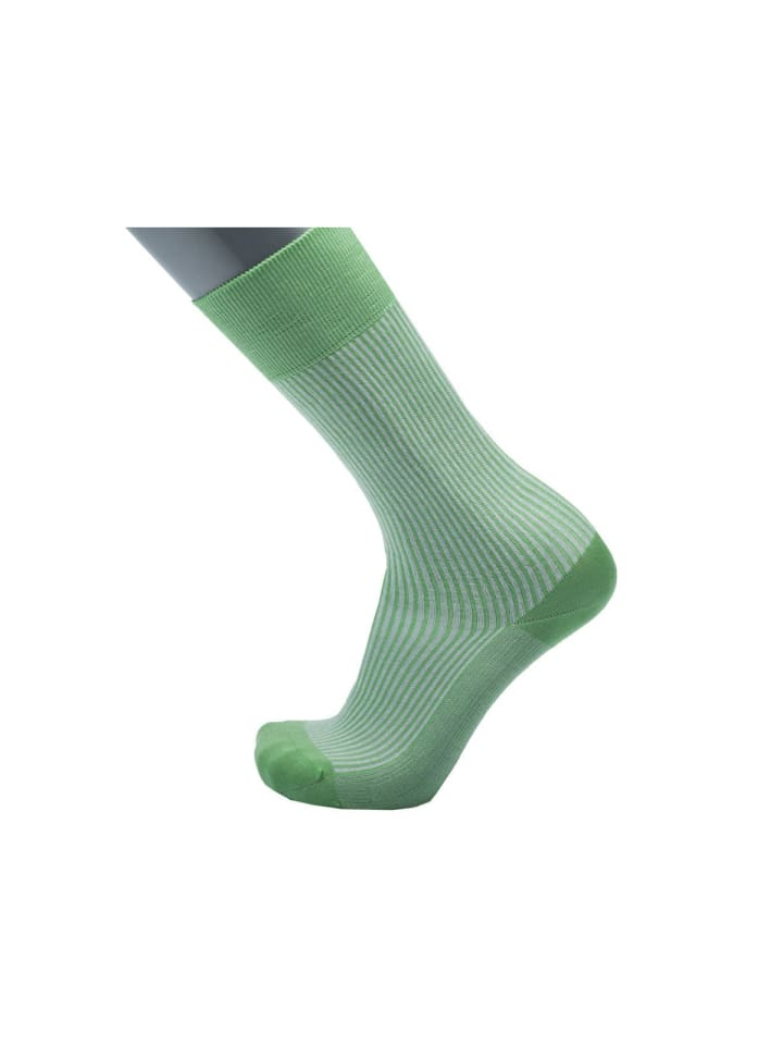 BGents Socken in grün
