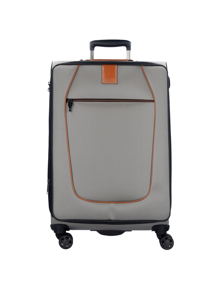 Stratic Original 4-Rollen Trolley 80 cm in champagne