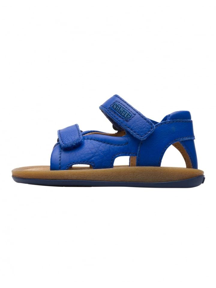 """Camper Sandalen """" Bicho """" in Blau"""