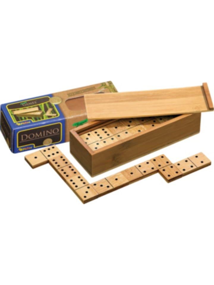 Philos Domino Doppel 6 Holzbox