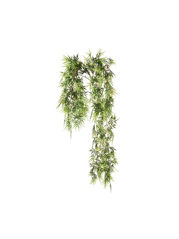 Butlers Bambus Girlande 100 cm FLORISTA in grün