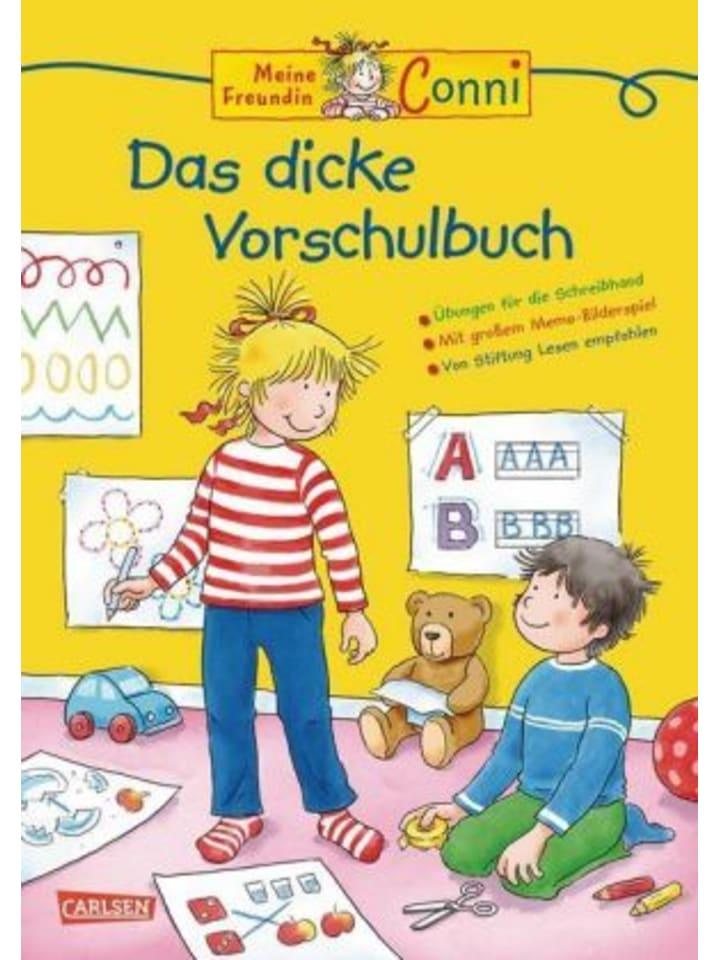 Carlsen Meine Freundin Conni - Das dicke Vorschulbuch