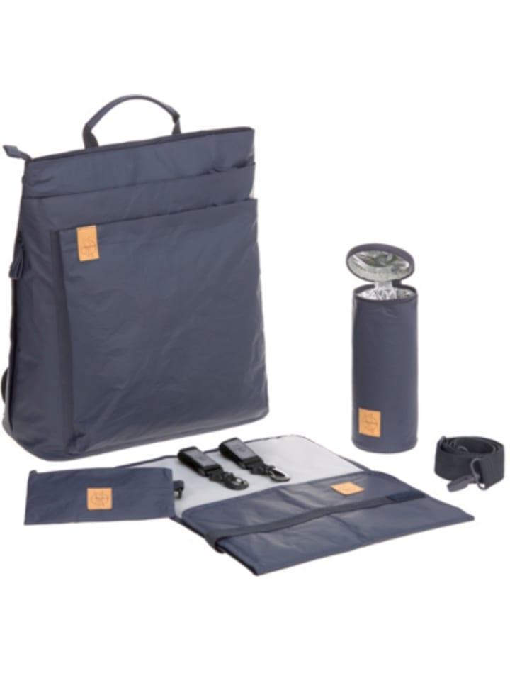 Lässig Wickelrucksack Tyve, Backpack, Greenlabel, navy