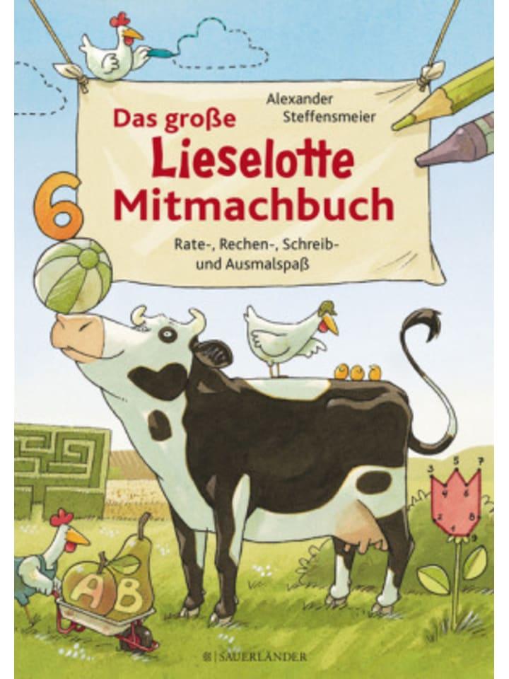 FISCHER Sauerländer Das große Lieselotte Mitmachbuch