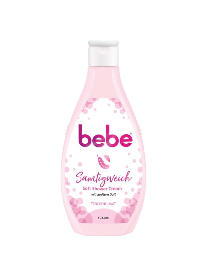 "Bebe Soft Shower Cream ""Samtigweich"" – 250ml"