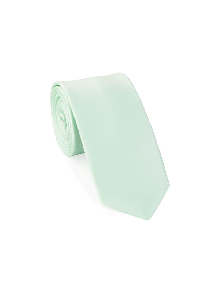 UNA Germany Krawatten in mintgrün