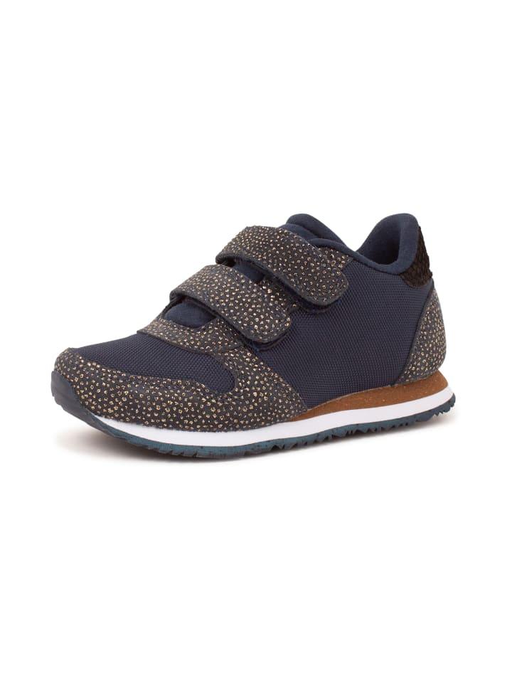 WODEN Sneakers Sandra Pearl Nylon in Blau