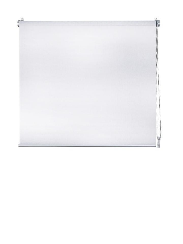 Ondeco® Seitenzugrollo Prime in Weiss